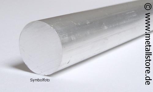 100 mm rund AlZnMgCu1,5 Aluminium