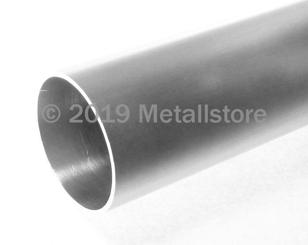 L/änge 1400mm 140cm auf Zuschnitt Aluminium Rundrohr AlMgSi05 /Ø 25x2,5mm