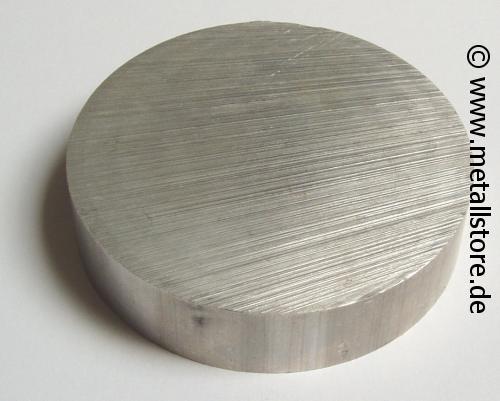 200 mm x 50 mm AlZnMgCu1,5 Alu Ronde