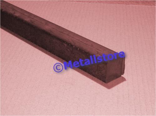 60x60 mm Grauguss GG25 Vierkant