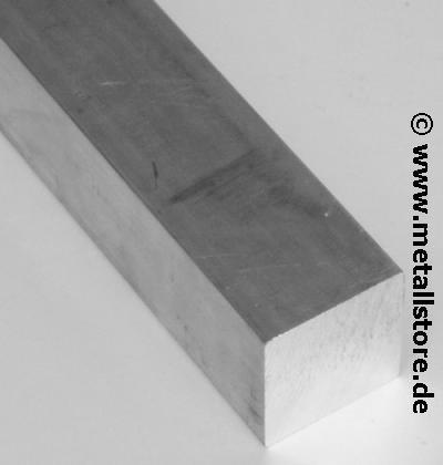 8x8 mm Vierkant V2A 1.4305